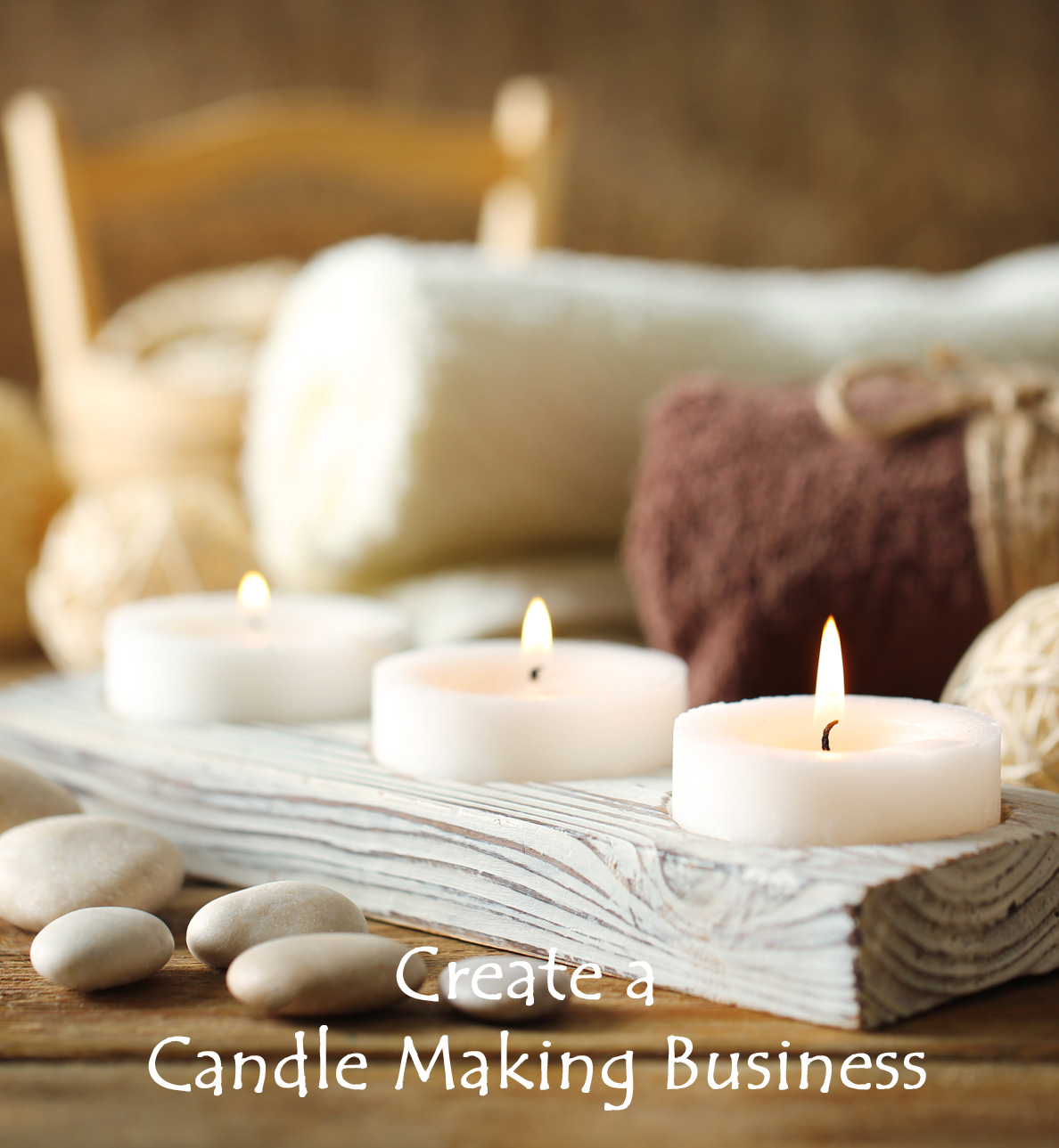 Create a Candle Making Business, Candle Advice