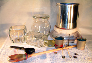 candle making supplies, candle making equipment