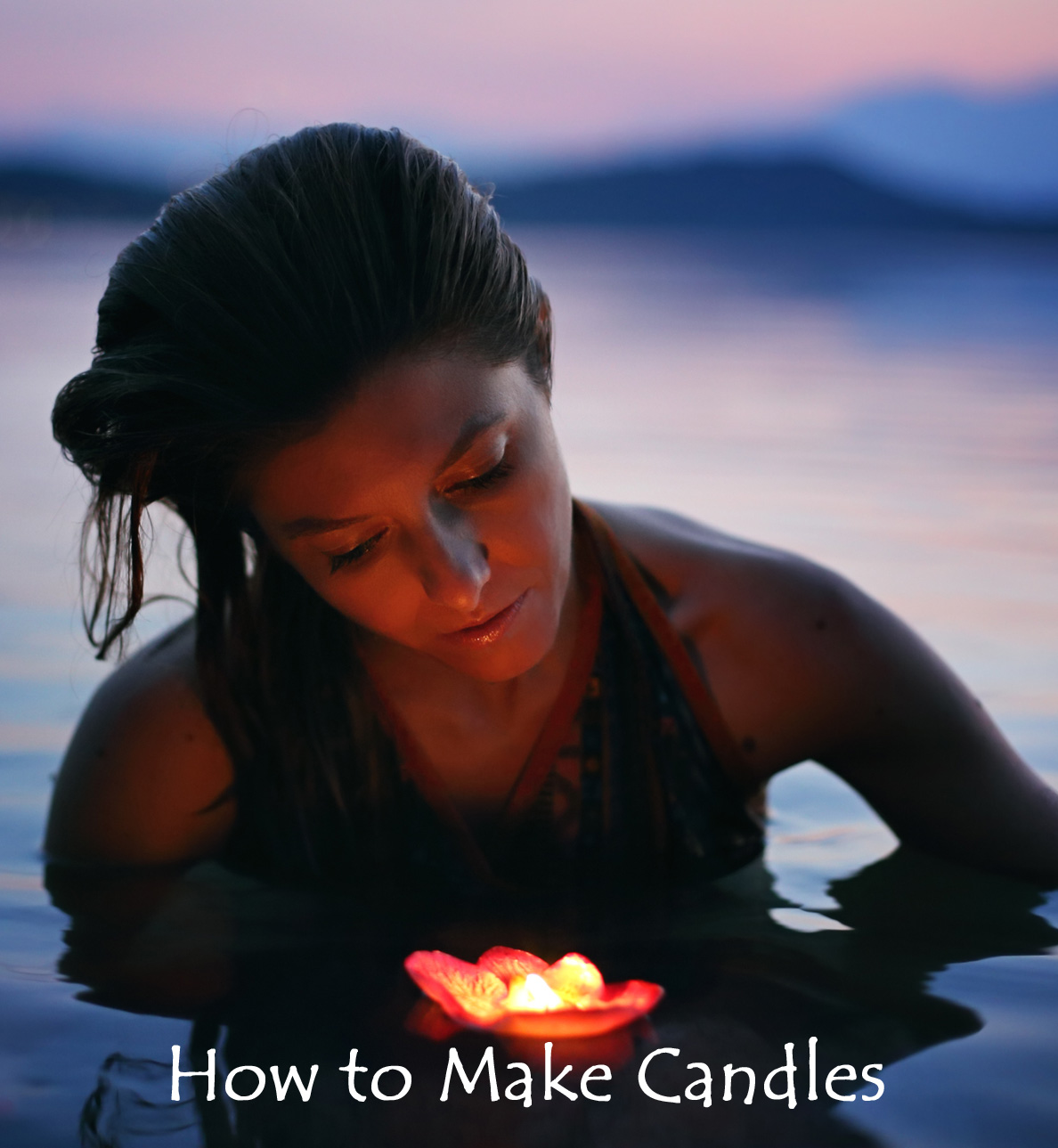 How to Make Candles, Candle Advice